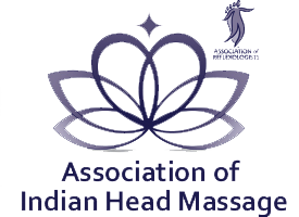 Association of Indian Head Massage Logo