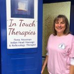 In Touch Therapies - Fiona Mossman - door shot (full)