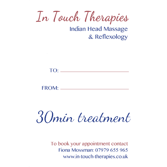 In-Touch-Therapies - Voucher-30min