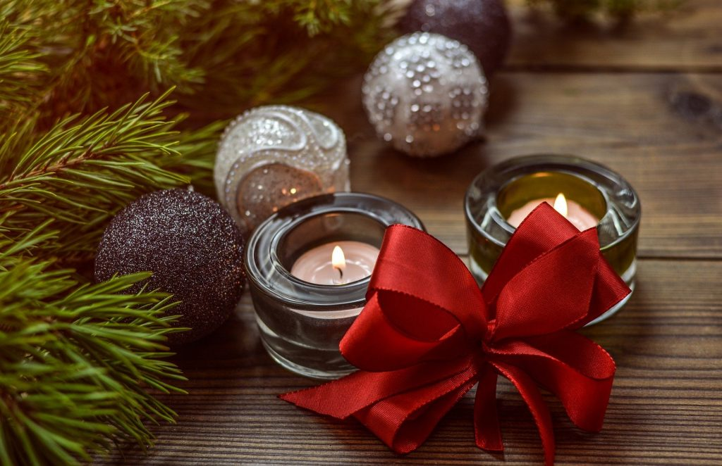 In Touch Therapies - Christmas 2020